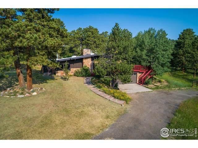 31927 Sylvan Rd, Golden, CO 80403 (MLS #946641) :: Keller Williams Realty