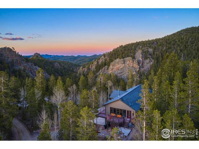 82 Severance Lodge Rd, Black Hawk, CO 80422 (MLS #946644) :: Keller Williams Realty