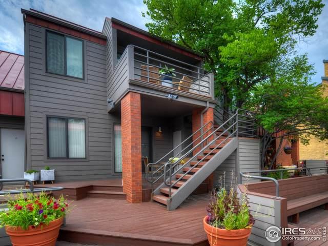 790 Walnut St D, Boulder, CO 80302 (MLS #946646) :: J2 Real Estate Group at Remax Alliance