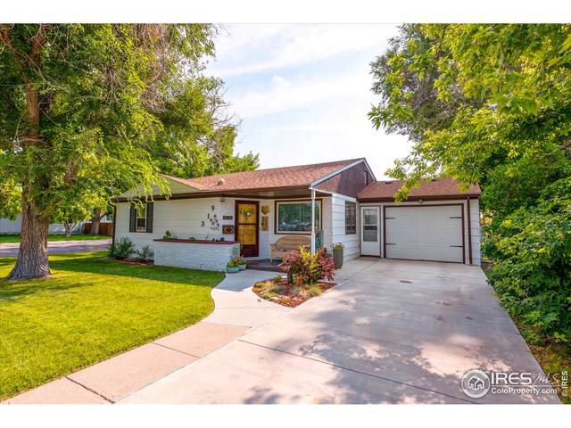 319 Ray St, Brush, CO 80723 (#946652) :: Re/Max Structure