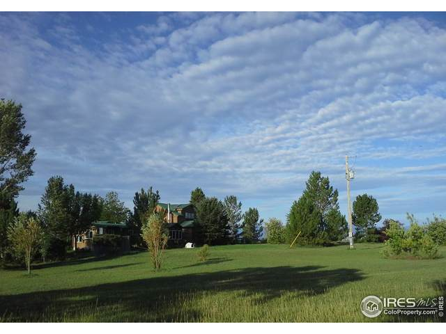 11000 N County Road 5, Wellington, CO 80549 (MLS #946668) :: Bliss Realty Group