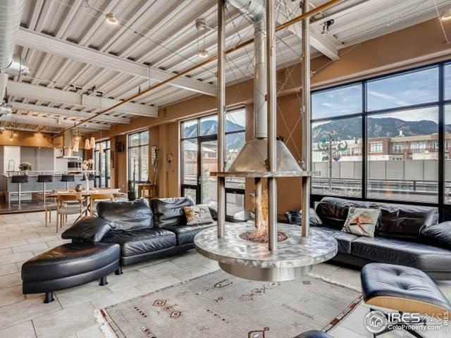 1360 Walnut St #301, Boulder, CO 80302 (MLS #946670) :: Find Colorado