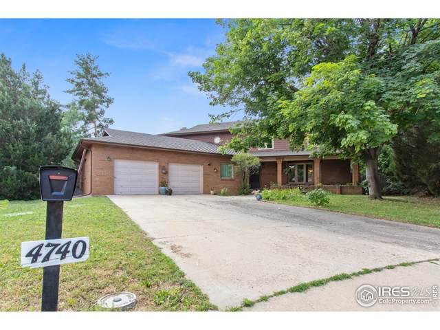 4740 Cheyenne Ct, Boulder, CO 80303 (MLS #946680) :: Jenn Porter Group