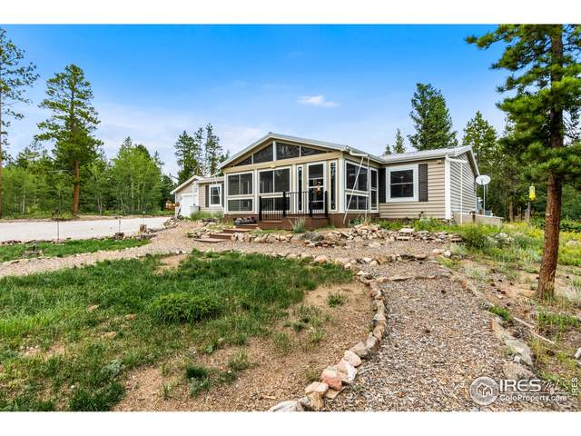 42 Kiliwa Ct, Red Feather Lakes, CO 80545 (MLS #946682) :: J2 Real Estate Group at Remax Alliance