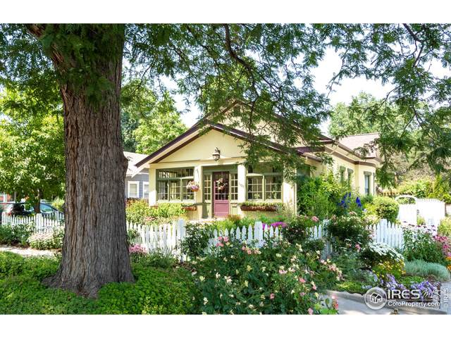1100 W Oak St, Fort Collins, CO 80521 (MLS #946683) :: J2 Real Estate Group at Remax Alliance