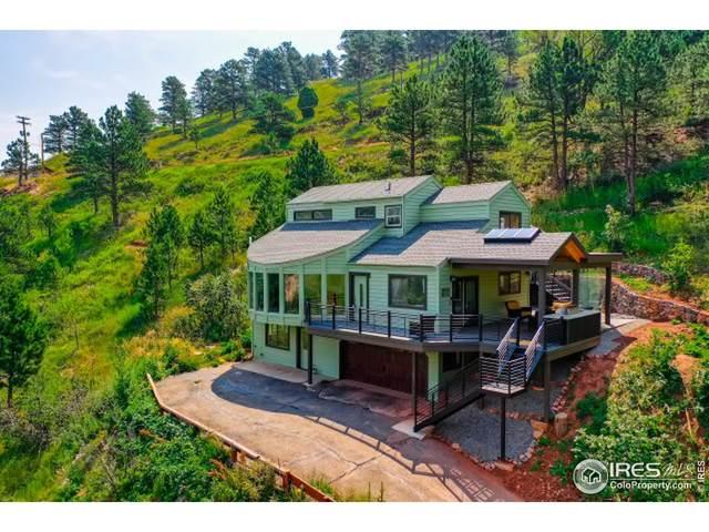 1326 N Cedar Brook Rd, Boulder, CO 80304 (#946684) :: iHomes Colorado