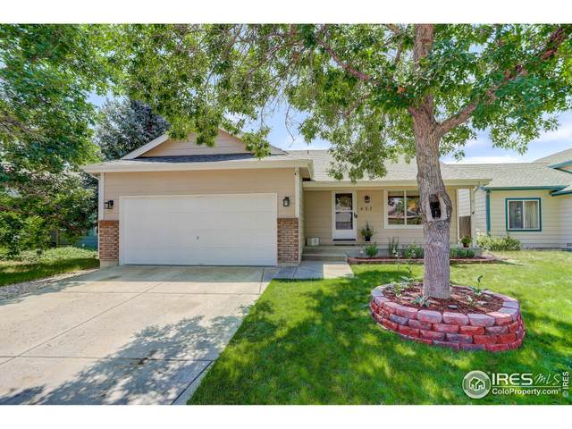 437 Walden Way, Fort Collins, CO 80526 (MLS #946685) :: Downtown Real Estate Partners