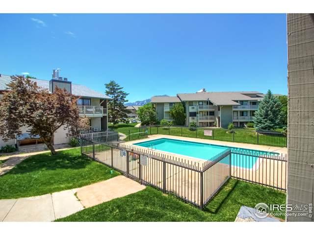 665 Manhattan Dr #108, Boulder, CO 80303 (MLS #946687) :: J2 Real Estate Group at Remax Alliance