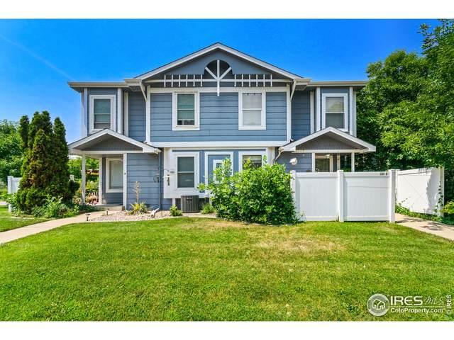 1301 Baker St B, Longmont, CO 80501 (MLS #946688) :: J2 Real Estate Group at Remax Alliance