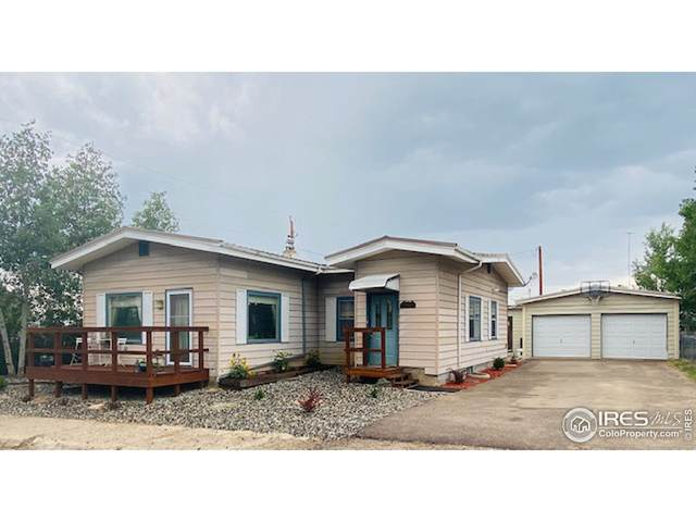 716 5th St, Walden, CO 80480 (MLS #946692) :: Bliss Realty Group