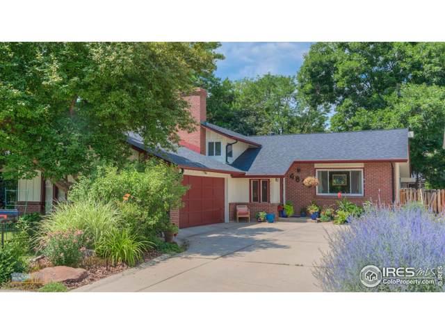 4855 Tanglewood Ct, Boulder, CO 80301 (MLS #946710) :: Jenn Porter Group