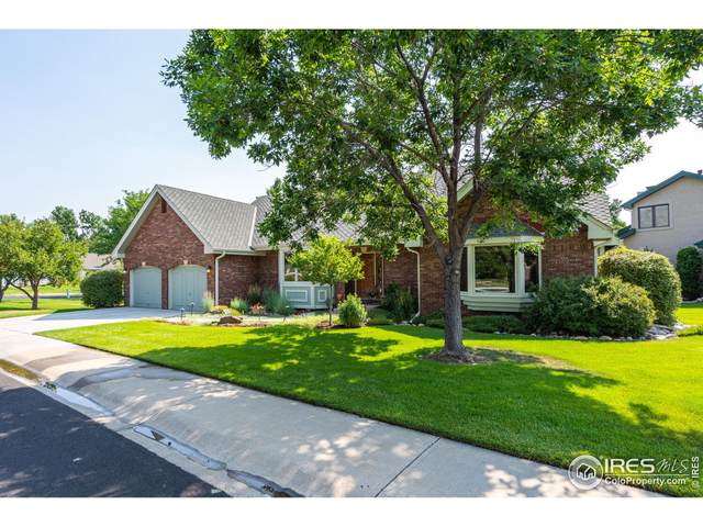 4998 Clarendon Hills Dr, Fort Collins, CO 80526 (MLS #946716) :: Downtown Real Estate Partners