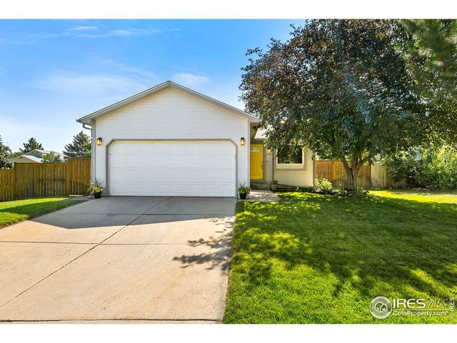 3124 Sharps St, Fort Collins, CO 80526 (MLS #946723) :: Downtown Real Estate Partners