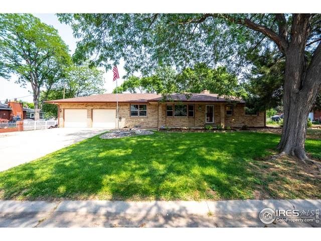 2410 52nd Ave Ct, Greeley, CO 80634 (MLS #946725) :: J2 Real Estate Group at Remax Alliance