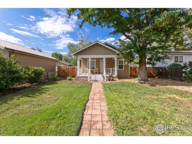3808 Roosevelt Ave, Wellington, CO 80549 (#946735) :: Re/Max Structure