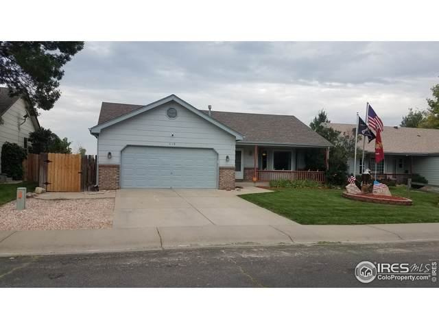 419 Edgewood Ave, Johnstown, CO 80534 (#946736) :: The Griffith Home Team