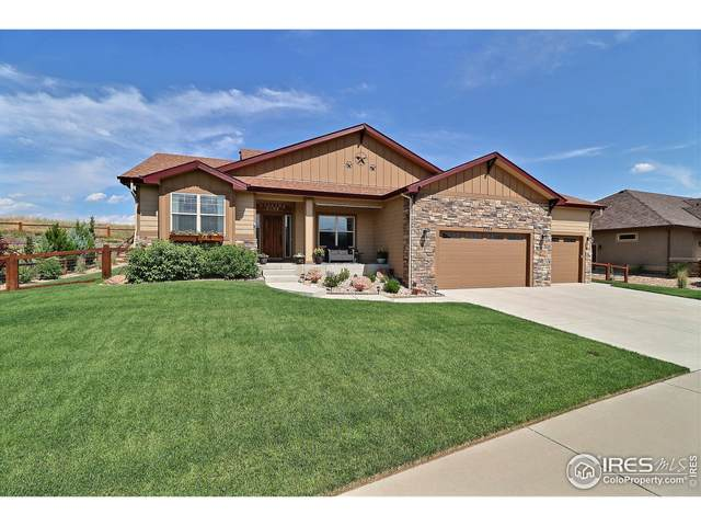 7708 Amour Hill Dr, Greeley, CO 80634 (#946737) :: Re/Max Structure
