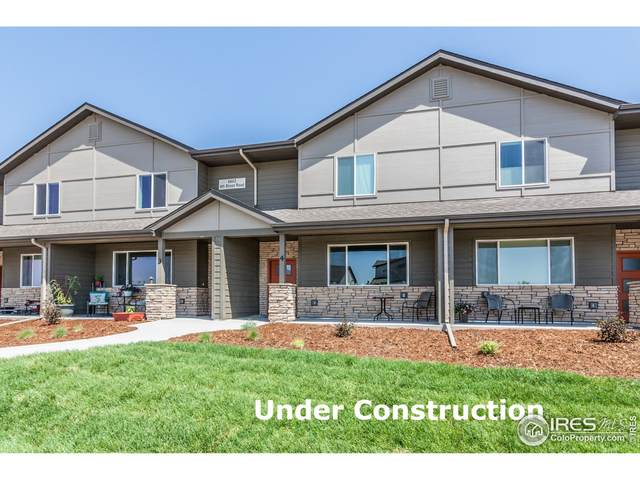 6611 4th Street Rd #3, Greeley, CO 80634 (#946741) :: Re/Max Structure