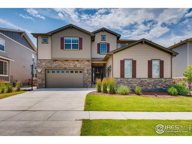 1306 Lyons Ln, Erie, CO 80516 (#946752) :: The Griffith Home Team