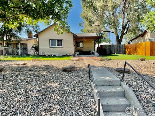 420 9th St, Greeley, CO 80631 (MLS #946757) :: Bliss Realty Group