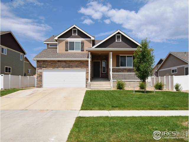 8605 16th St, Greeley, CO 80634 (MLS #946762) :: Bliss Realty Group