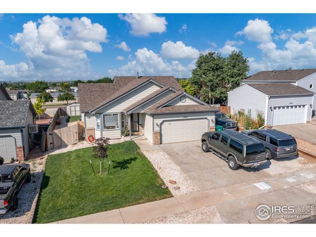 3212 Red Tail Way, Evans, CO 80620 (MLS #946764) :: RE/MAX Alliance