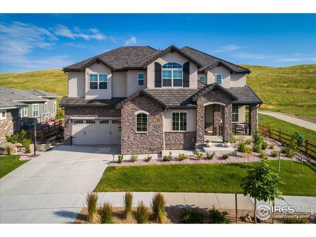 9443 Torrey Way, Arvada, CO 80007 (MLS #946768) :: Bliss Realty Group