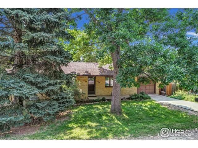 3390 4th St, Boulder, CO 80304 (MLS #946774) :: Jenn Porter Group