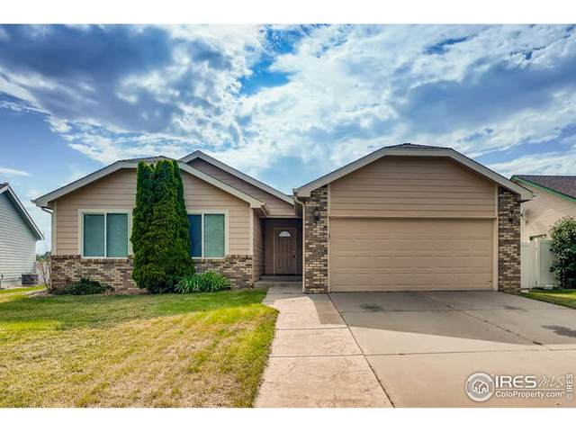 611 N 30th Ave, Greeley, CO 80631 (MLS #946779) :: Bliss Realty Group