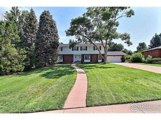 1960 26th Ave Pl, Greeley, CO 80634 (MLS #946781) :: J2 Real Estate Group at Remax Alliance