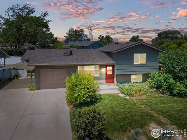 2305 33rd Ave, Greeley, CO 80634 (MLS #946786) :: Bliss Realty Group