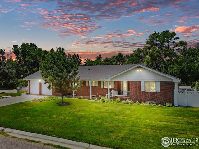 2543 Highland Rd, Greeley, CO 80634 (MLS #946792) :: Bliss Realty Group