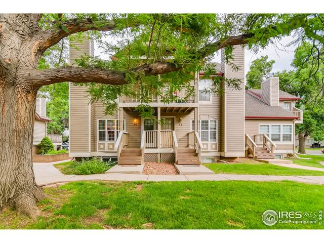 2828 Silverplume Dr G1, Fort Collins, CO 80526 (MLS #946798) :: Downtown Real Estate Partners