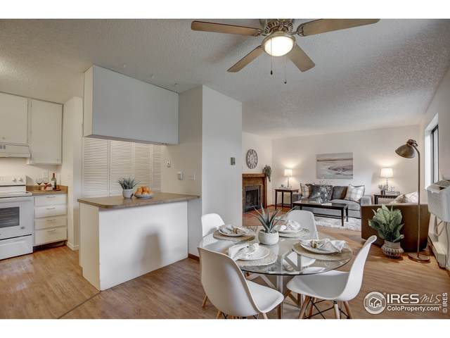 925 Columbia Rd #223, Fort Collins, CO 80525 (MLS #946803) :: Bliss Realty Group