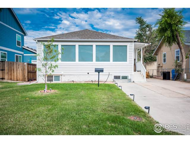 424 14th Ave, Greeley, CO 80631 (MLS #946810) :: You 1st Realty