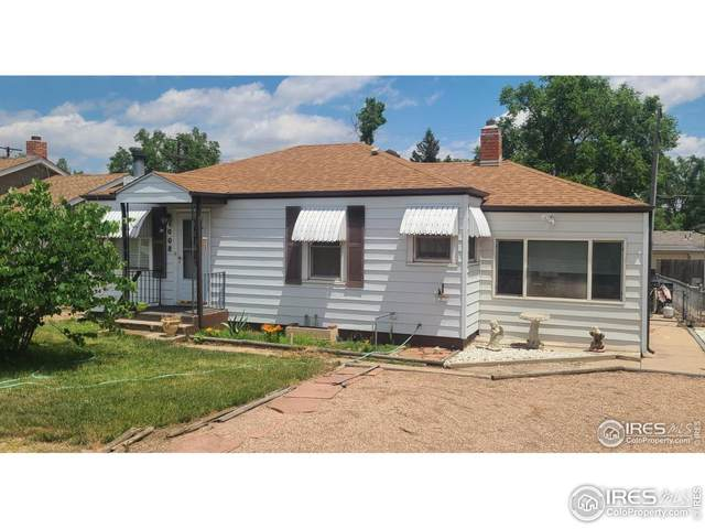 1008 35th Ave, Greeley, CO 80634 (MLS #946826) :: The Sam Biller Home Team