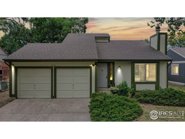 4442 Hollyhock St, Fort Collins, CO 80526 (MLS #946829) :: Downtown Real Estate Partners