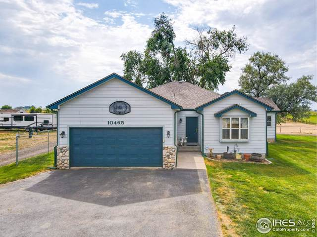 10465 County Road 23, Fort Lupton, CO 80621 (MLS #946845) :: Keller Williams Realty