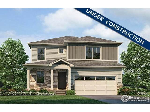 2695 Siskin Way, Johnstown, CO 80534 (MLS #946864) :: You 1st Realty