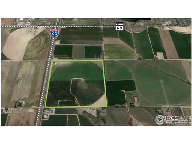 4105 County Road 46, Johnstown, CO 80534 (MLS #946868) :: Jenn Porter Group