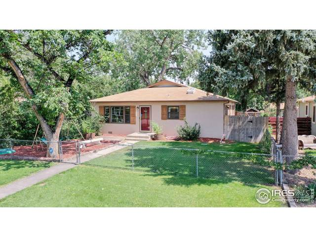 417 N 18th St, Colorado Springs, CO 80904 (MLS #946881) :: J2 Real Estate Group at Remax Alliance