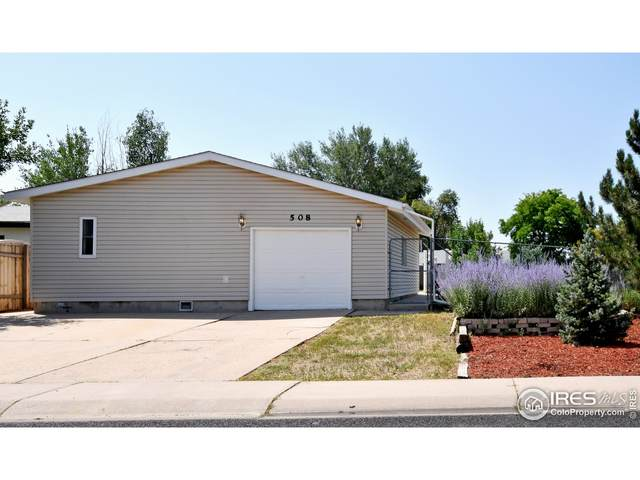 508 35th St Ct, Evans, CO 80620 (MLS #946884) :: J2 Real Estate Group at Remax Alliance