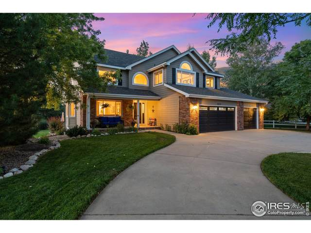 5010 S Hathaway Ln, Fort Collins, CO 80528 (MLS #946893) :: Tracy's Team