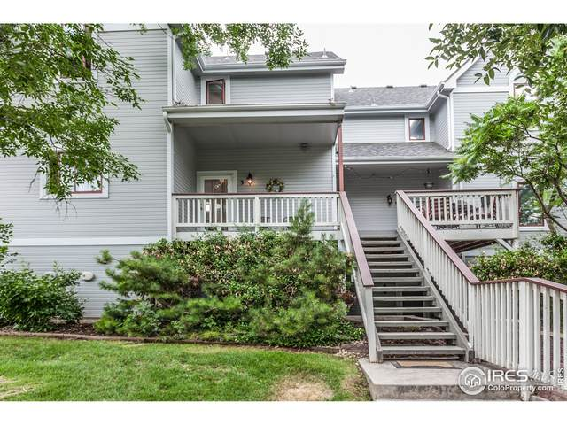 2025 Mathews St E3, Fort Collins, CO 80525 (MLS #946894) :: RE/MAX Elevate Louisville