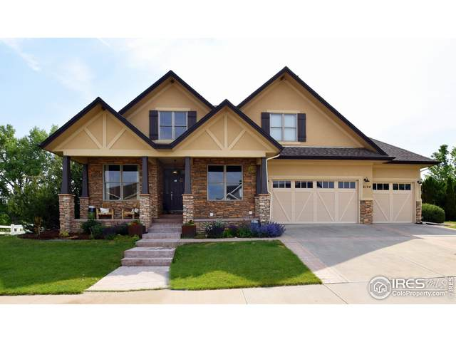 6194 Clearwater Dr, Loveland, CO 80538 (MLS #946895) :: RE/MAX Alliance