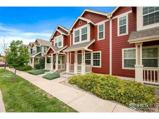 827 Apex Dr C, Fort Collins, CO 80525 (MLS #946901) :: RE/MAX Elevate Louisville