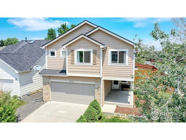 1836 Terrace Ct, Fort Collins, CO 80528 (MLS #946902) :: J2 Real Estate Group at Remax Alliance