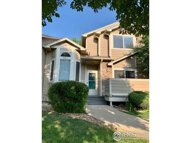 1440 Baker St C, Longmont, CO 80501 (MLS #946906) :: J2 Real Estate Group at Remax Alliance