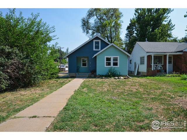 1418 17th St, Greeley, CO 80631 (MLS #946913) :: Tracy's Team