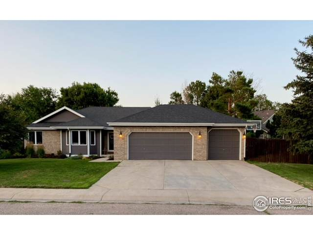 1315 1st St, Eaton, CO 80615 (#946915) :: The Griffith Home Team